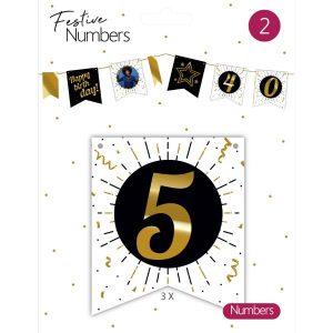 Festive numbers 5