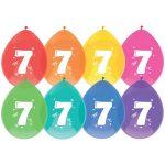 Latex ballonnen 7