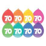 Latex ballonnen 70