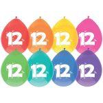 Latex ballonnen 12