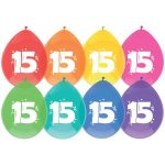 Latex ballonnen 15