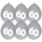 Ballonnen Diamant 60