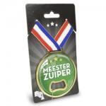 Medaille opener Meesterzuiper
