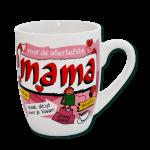 Cartoon mok Mama