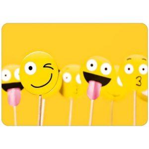 Kaart medley Emoji picks