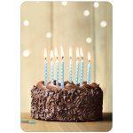 Kaart medley Birthday cake