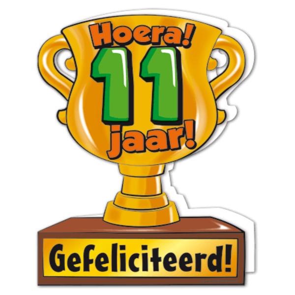 11 jaar gefeliciteerd Gefeliciteerd hoera 11 jaar   feestartikelen bestellen 11 jaar  11 jaar gefeliciteerd