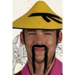 Snor zwart Chinees