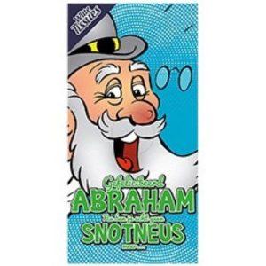 Tissuebox Abraham snotneus