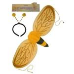 Bijenvleugels met diadeem
