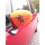 Autospiegel vlag oranje