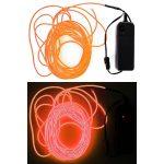LEDsnoer verlichting oranje