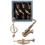 Broche box Muziekinstrumenten