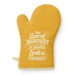 Ovenhandschoenen Love and happiness