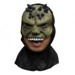 Latex masker half face blooded