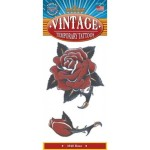 Vintage Tattoo Rose 1940
