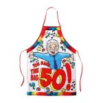 Keukenschort Abraham the big 50