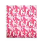 Bandana camouflage roze