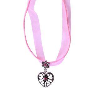 Ketting tiroler roze