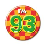 Button I'm 93