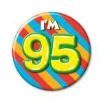 Button I'm 95