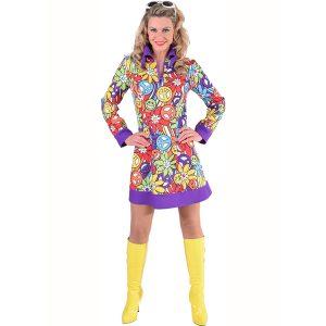 70s jurk classic