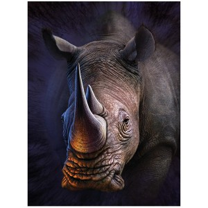 3D lifeline platen White Rhino