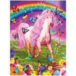 3D lifeline platen Pink Pony Dazzle