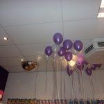 Losse helium ballonnen