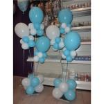 3-spriet blauw wit