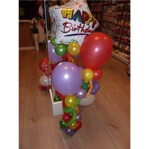 3-spriet Happy birthday ster