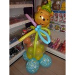 Diverse Winny de pooh ballondecoratie