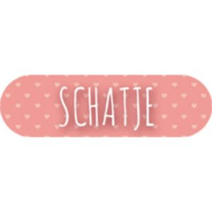 Tag it sleutelhanger Schatje
