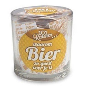 101 redenen bier