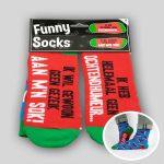 Funny socks Geen ochtendhumeur