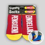 Funny socks Pensioen