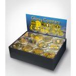 Glossy coasters