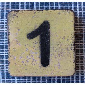 Cijfer 1