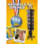 Medaille Opener