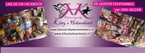 Banner Kittys Heksenketel