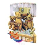 3D swing card Teddyberen