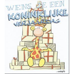 Populair verjaardagskaart-leendert-jan-vis-wens-je-een-koninklijke #IE11